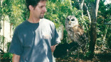 Museum raptor center winging to North Miami Beach