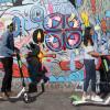 Vendors rush motorized scooters onto Miami streets