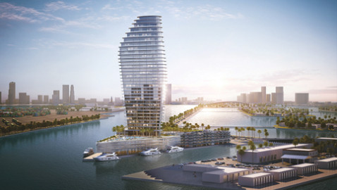 Related Group's plan for Terminal Island tower sails ahead