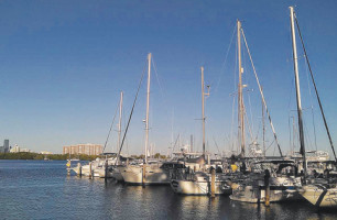 Miami looks at creating another Dinner Key mooring field