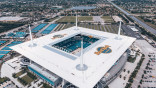 Hard Rock Stadium getting pedestrian bridges, tunnels