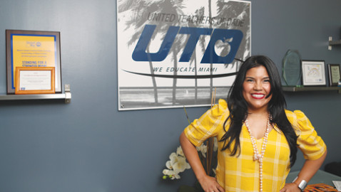 Karla Hernandez-Mats: Leading United Teachers of Dade, largest Southeast union