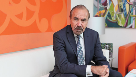 Jorge Pérez: Condo king transferring control of his Related Group