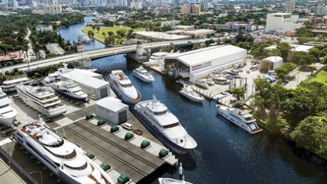 Mega-yacht shiplift coming to renovated RMK Merrill-Stevens