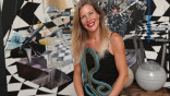 Kathryn Mikesell: Brings global artists here, houses local artists affordably