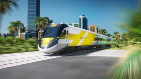 Virgin Train to run from PortMiami to Disney World