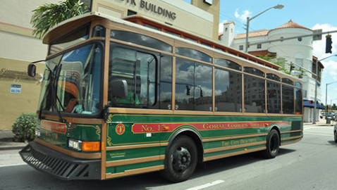 Coral Gables puts off trolleys expansion to await a grant
