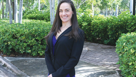 Andrea Agha: Key Biscayne village manager targets beach nourishment