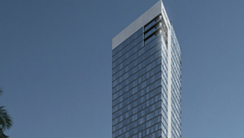 31-story Courtyard by Marriott coming to hot Omni area