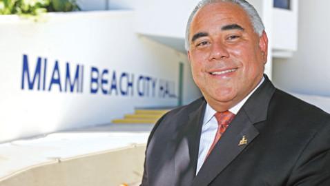 South Beach Business Improvement District advances