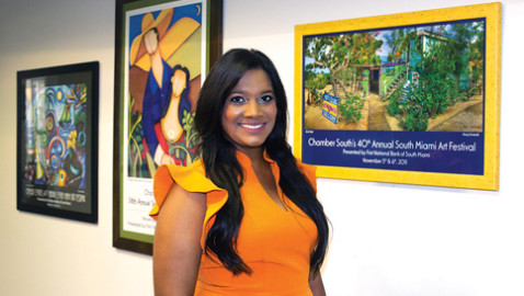 Brittnie Bassant: Leading economic growth drive at ChamberSOUTH