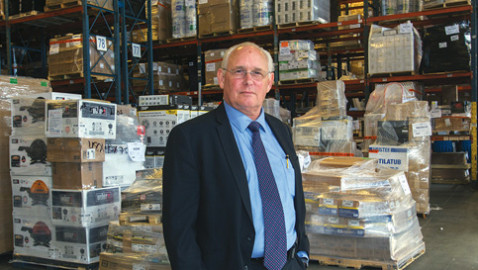 Gary Goldfarb: Drives trade and supply chain management to forefront