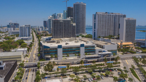 New addiction center leases large slice of Omni Center