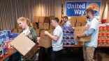 United Way emergency response fund passes $2.1 million