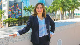 Aileen Ugalde: University's attorney chairs Adrienne Arsht Center trust