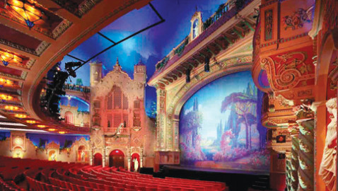 Olympia Theater program puts preservation ahead of profit