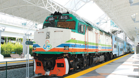 Tri-Rail locked out of downtown while Brightline is shut