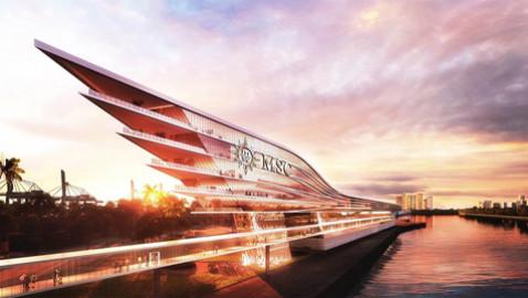 Scaled down PortMiami cruise terminal deal adds Disney