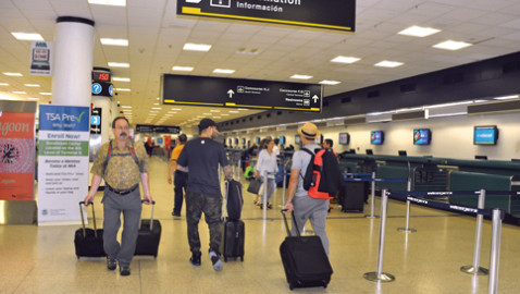 Miami International Airport projects rushed in pandemic