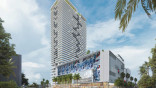 Biscayne Boulevard residential tower with grocery wins OK