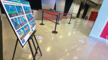 Moviegoers see theater safety precautions in brighter light
