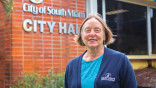 Sally Philips: Uses UM experience in community as South Miami mayor