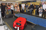 Miami International Airport costly baggage system at 5% capacity now
