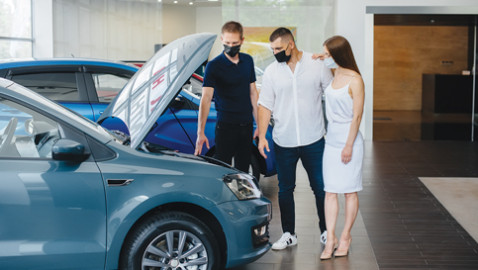 Auto sales wheeling ahead, at times surpassing 2019