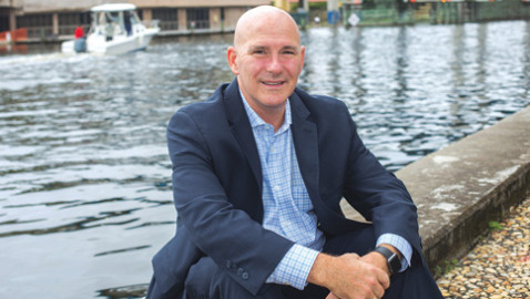 Alan Dodd: Battles sea level rise and seeks stormwater gains for Miami