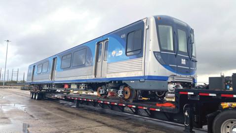 Last pair of Metrorail cars ordered in 2012 finally on track