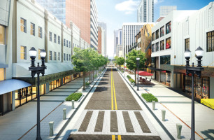 Long-awaited Flagler Street revamp days from starting