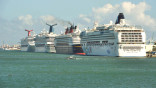 Cruise lines that can't sail get another fee break