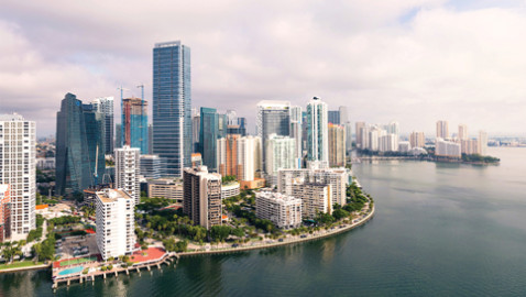 Okan Tower, to be Miami's tallest, due in 2022