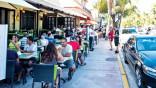 Miami Beach sees pedestrian future for Ocean Drive