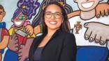Luisa Santos: Ice cream entrepreneur mixes in education at school board