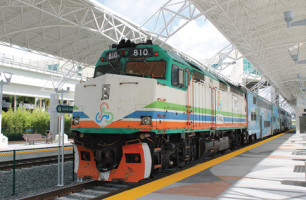 Tri-Rail milestone: 100 millionth rider