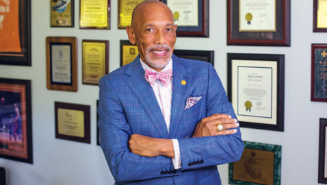 Eric Knowles: Leads much-enlarged Miami-Dade Chamber of Commerce