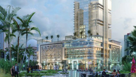 51-story Legacy Hotel in Miami Worldcenter wins city OK