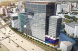 22-story office/commercial tower in Health District wins OK