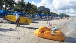 Key Biscayne beach efforts for federal funding look better