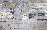 Four major stations planned for East-West rapid transit