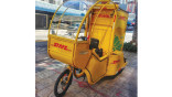 Downtown electric cargo bikes from DHL get new spark of life