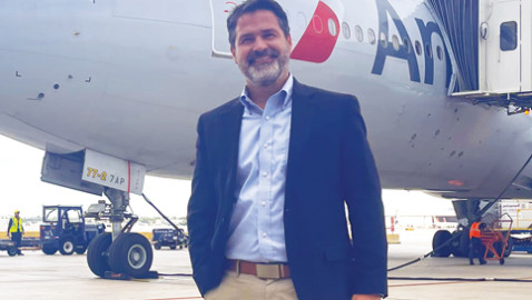 Juan Carlos Liscano: Overseeing American Airlines' largest schedule at MIA