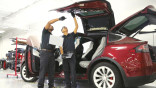 College workforce training in tandem with Tesla, others