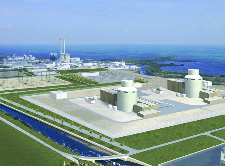 FPL pushes ahead with new nuclear reactors