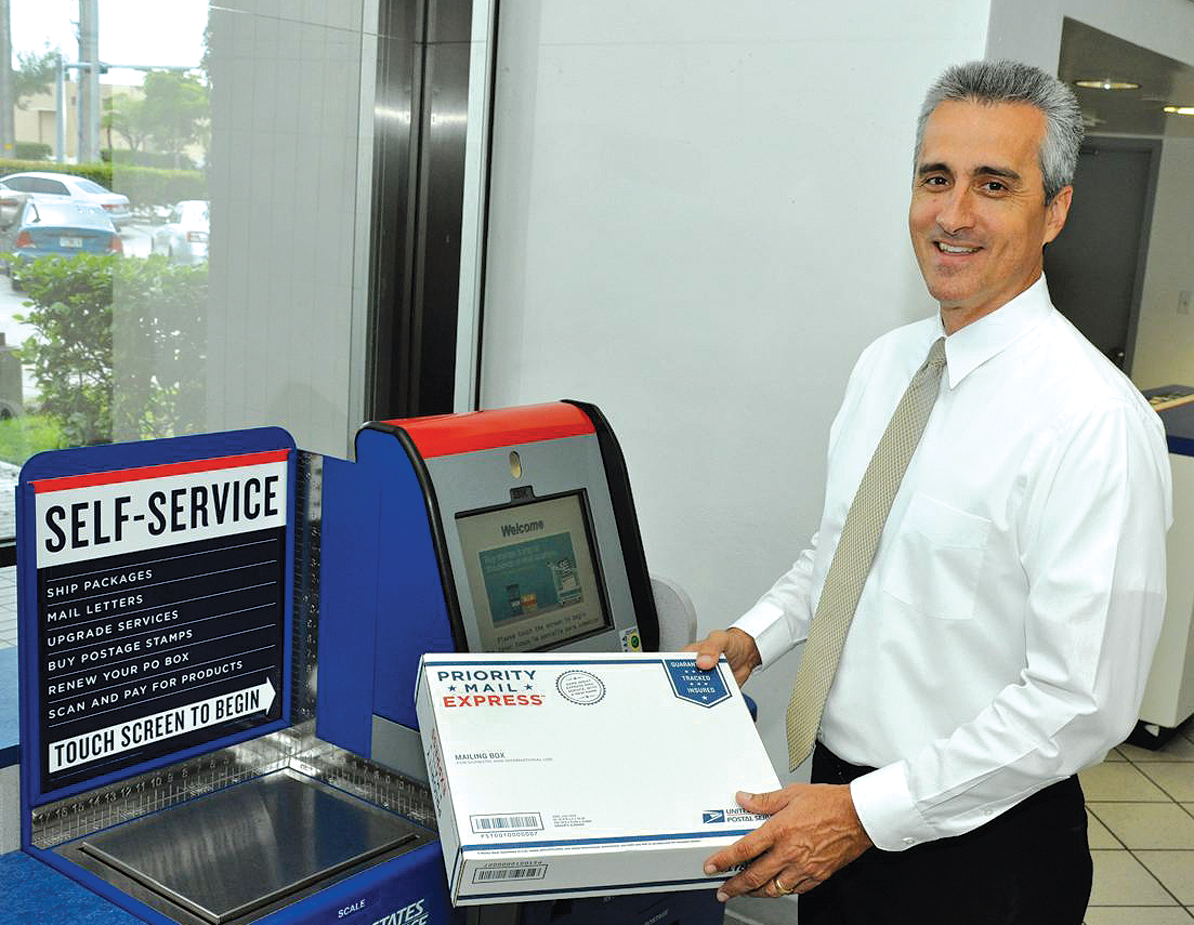 Post office cancels former competition