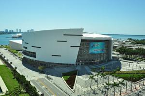 Cuban museum at American Airlines Arena?