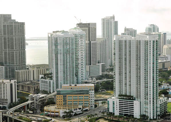 Buyers chase Brickell, downtown condos