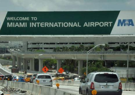 India, Colombia seek Miami airport's consulting