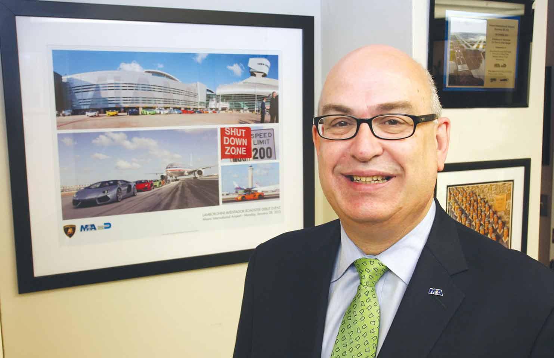 Airline demand trumps glitzy airport mall